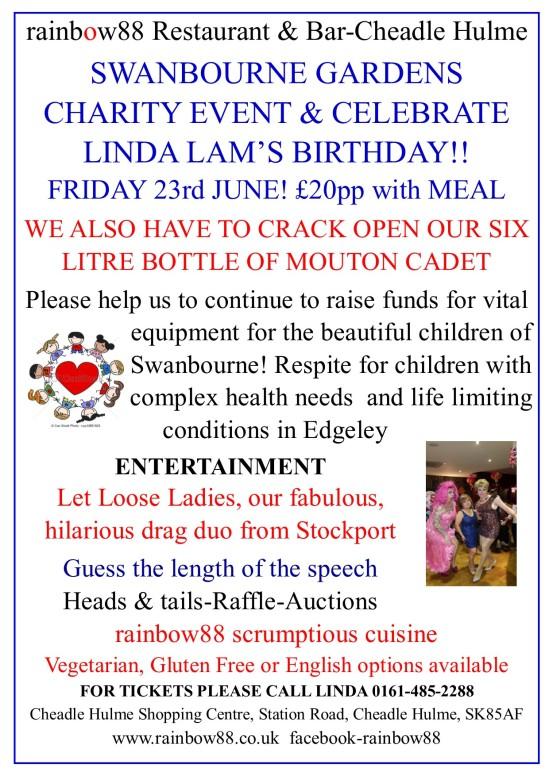 Swanbourne Gardens Poster JUNE17JPG