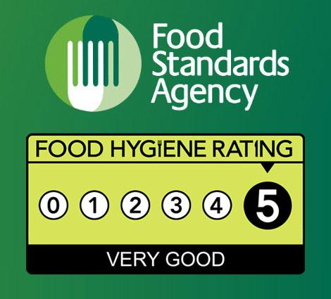5-star-food-standards-award
